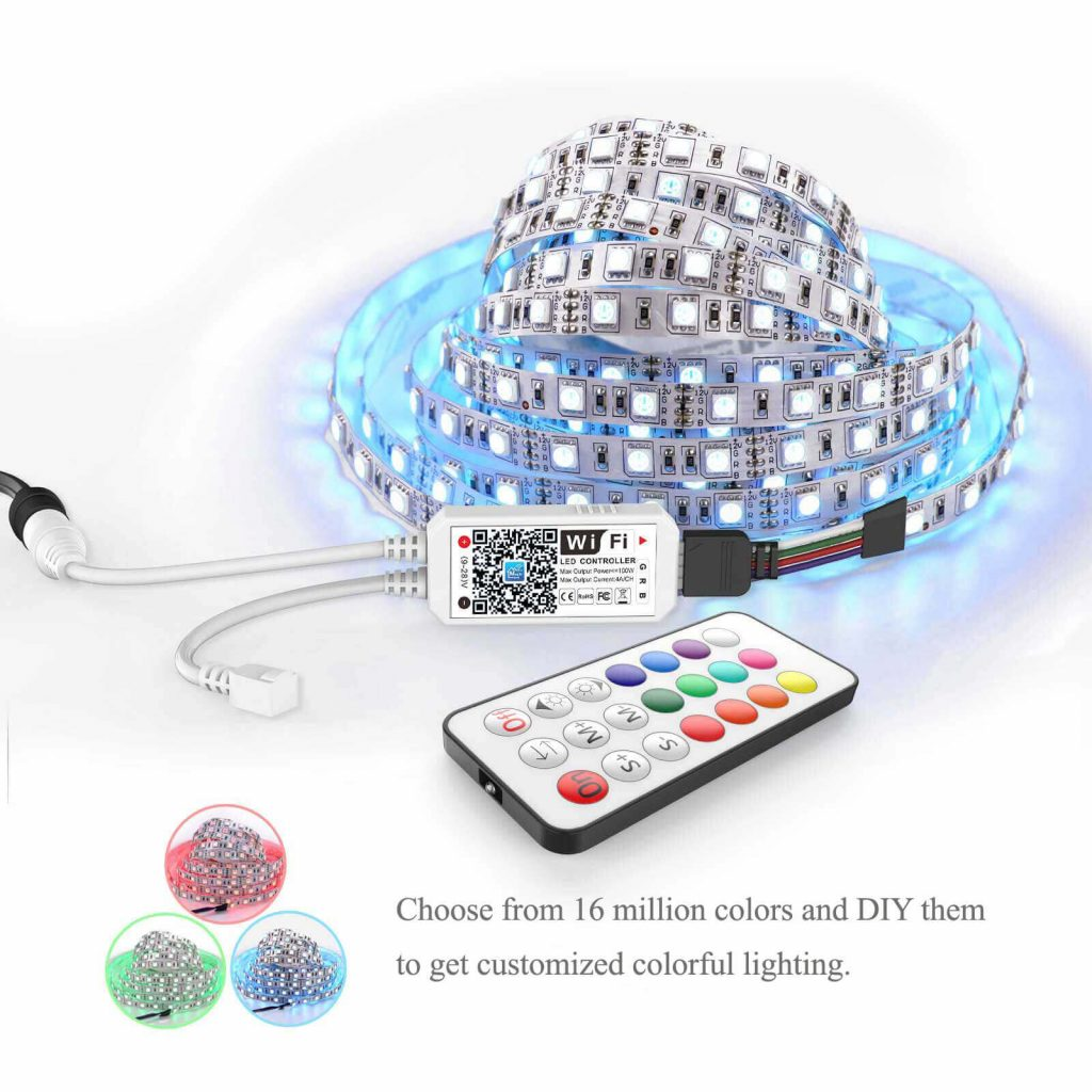 12V RGB LED Controller
