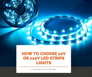 How to choose strip lights