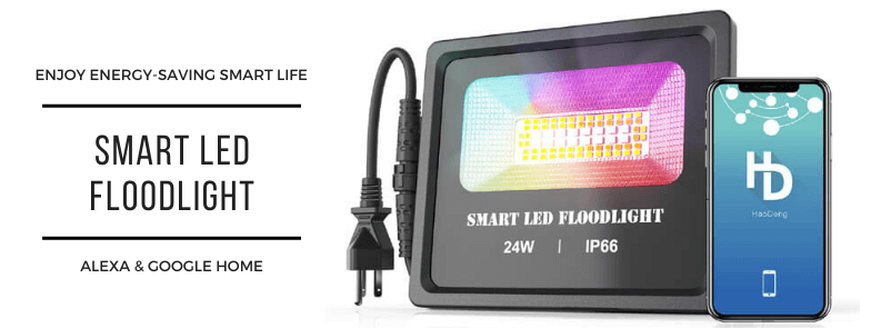 what is the best smart led flood light
