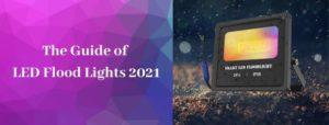 The guide of LED Flood lights