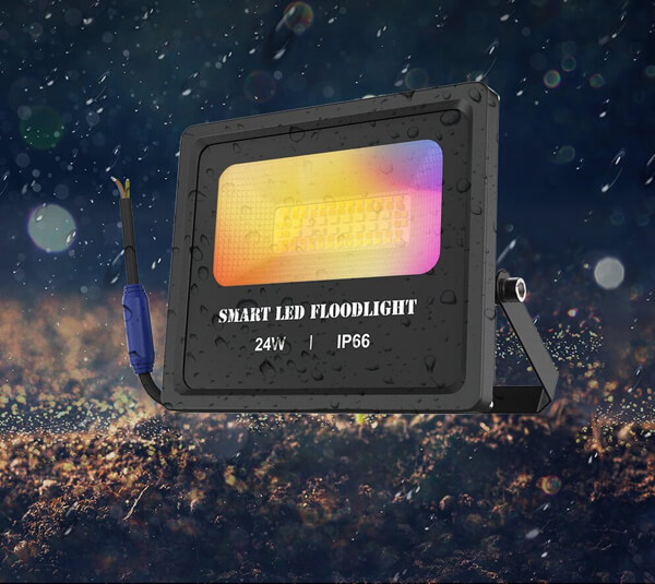RGB Bluetooth Smart Floodlights