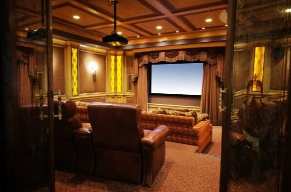 home theater mode