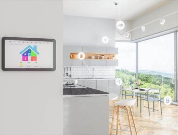 Better life at home with smart lighting